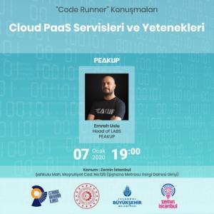 Code Runner #3: Cloud PaaS Servisleri ve Yetenekleri @ Zemin istanbul