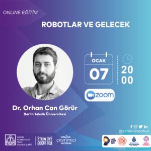 Online Eğitim | Robotlar ve Gelecek