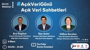 Zemin Webinar | Açık Veri Sohbetleri (6 Mart Açık Veri Günü)
