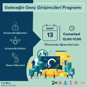 Geleceğin Genç Girişimcileri Programı (Üniversite)