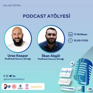 Online Podcast Atölyesi